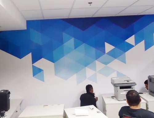 Adesivos de parede personalizados