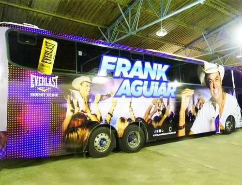 ENVELOPAMENTO DE FROTA – FRANK AGUIAR